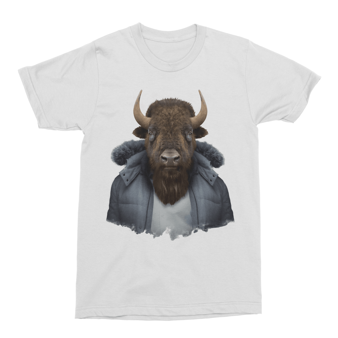 American Bison Men's T-Shirt