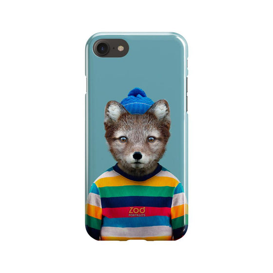 Arctic Fox Phone Case - Premium Artwear Curartee