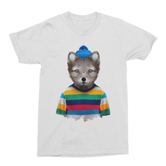Arctic Fox Men's T-Shirt