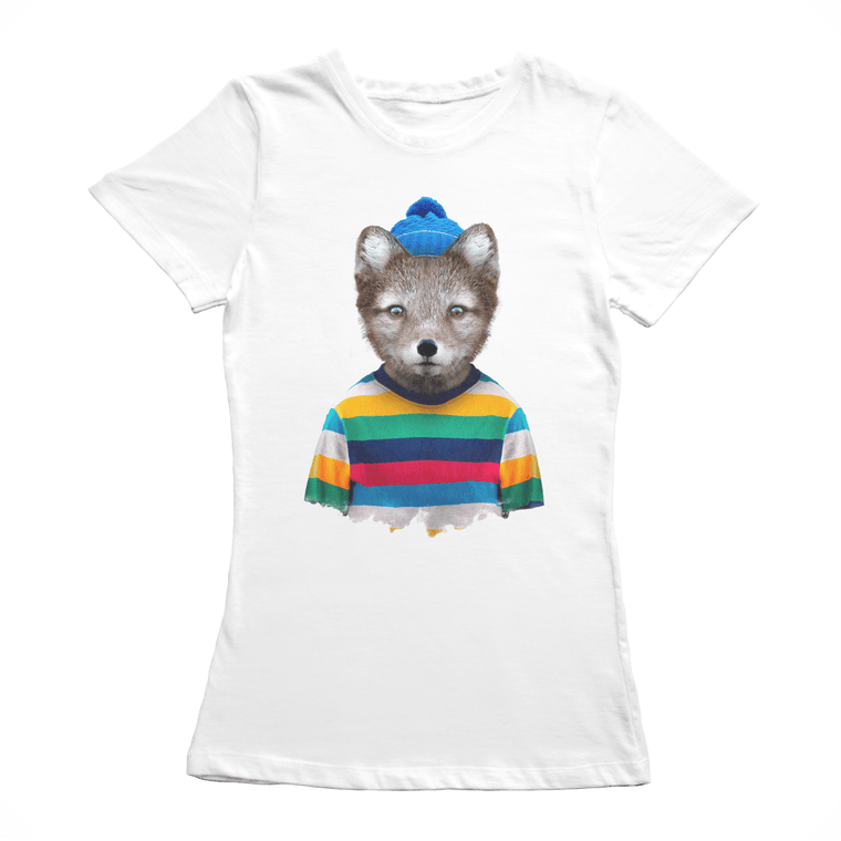 Arctic Fox Women's T-Shirt
