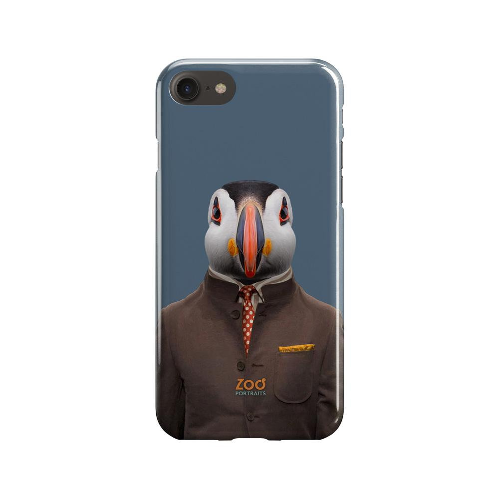Atlantic Puffin Phone Case - Premium Artwear Curartee