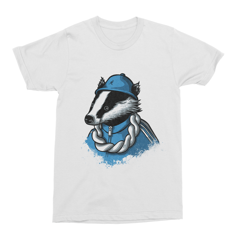 B-Boy Badger Men's T-Shirt-Curartee