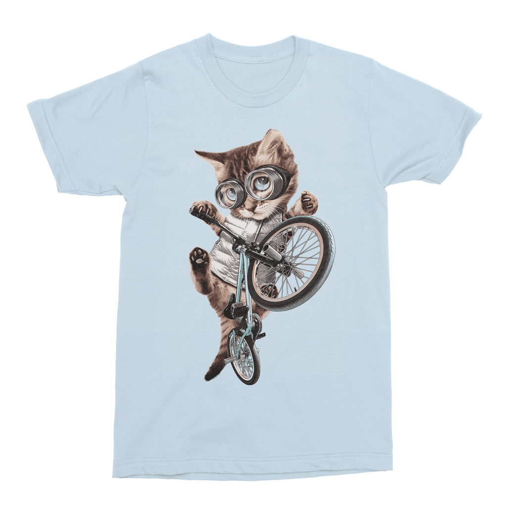 BMX Cat Premium Men's T-Shirt