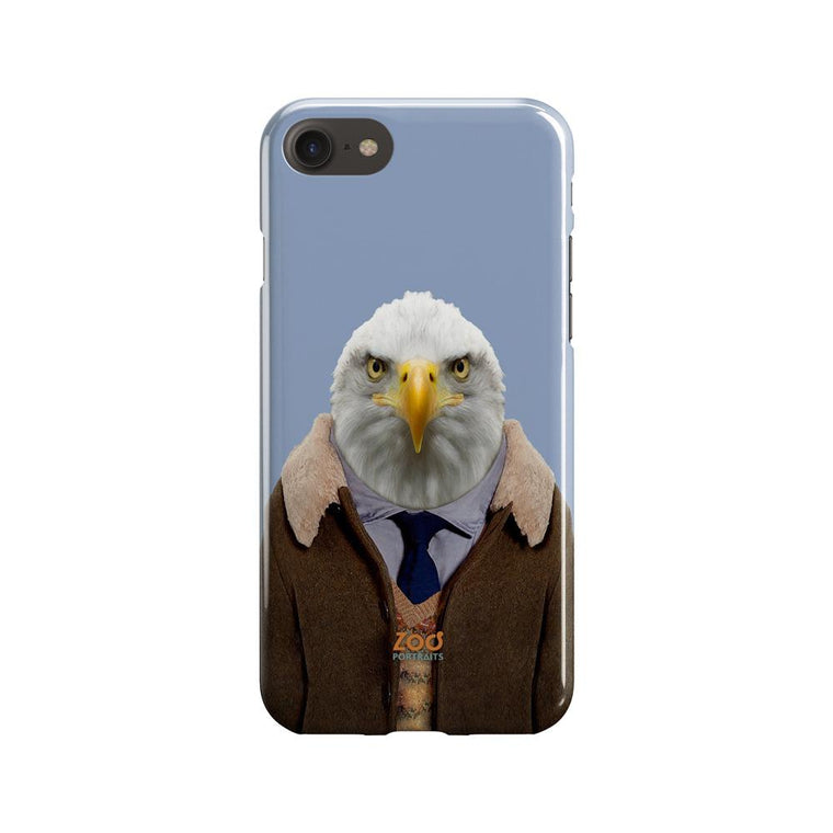 Bald Eagle Phone Case - Premium Artwear Curartee