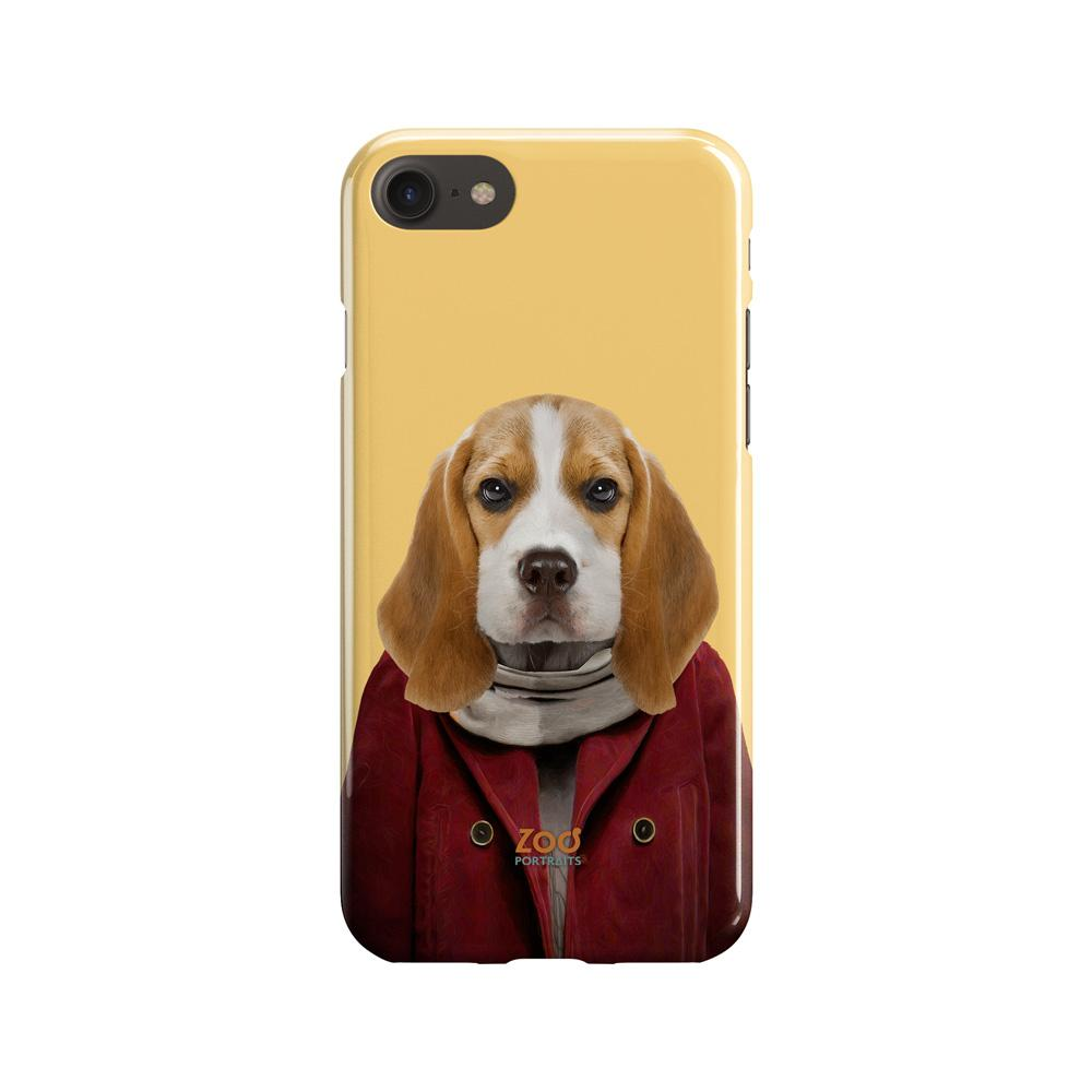Beagle Phone Case - Premium Artwear Curartee