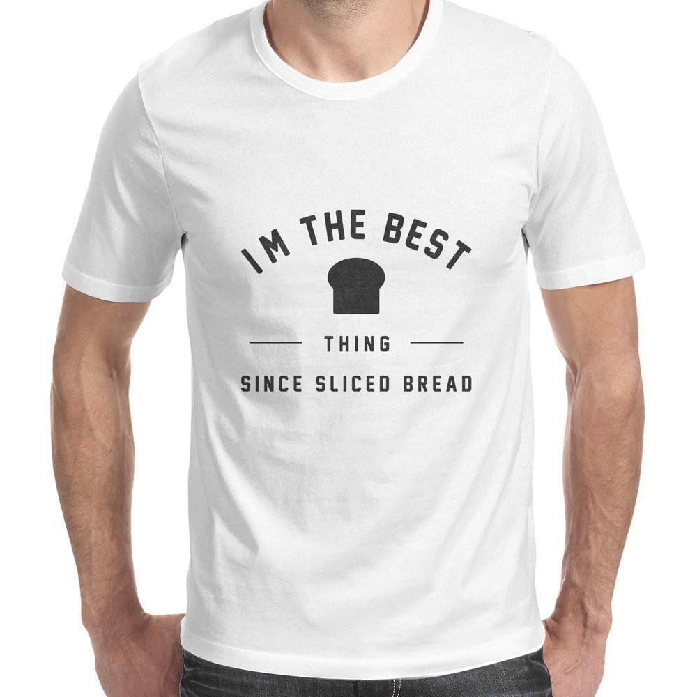 Best Thing Since Sliced Bread Men's T-Shirt-Curartee
