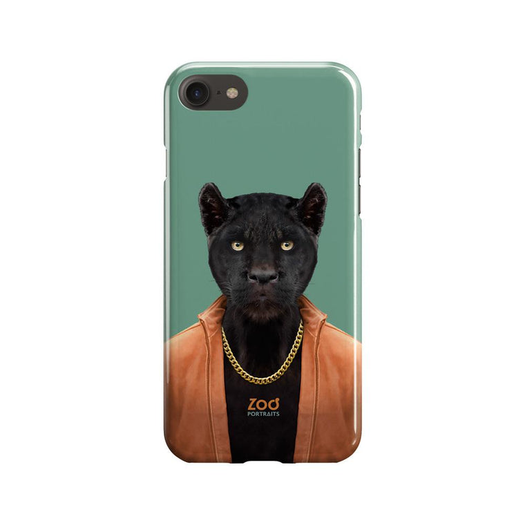 Black Panther Phone Case - Premium Artwear Curartee
