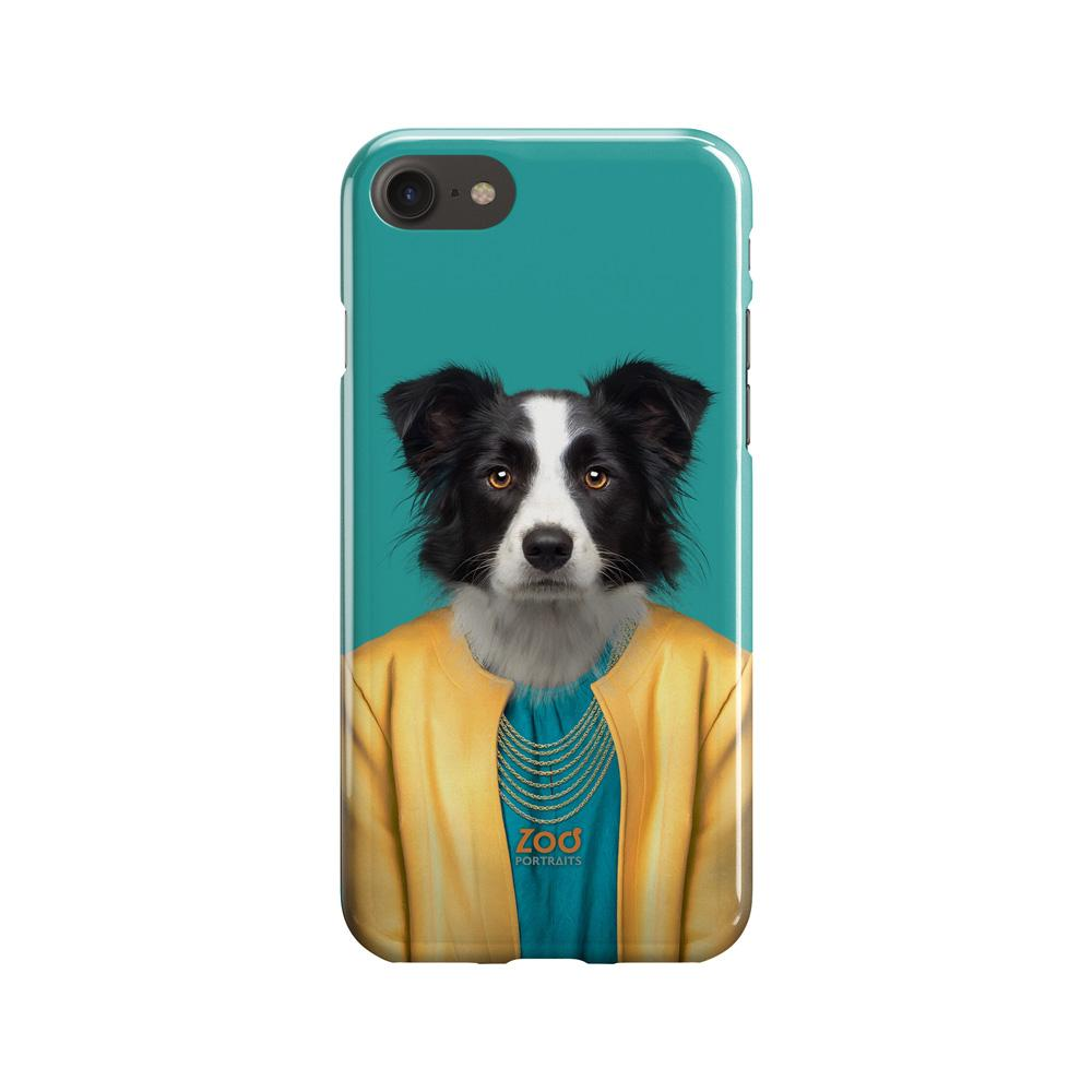 Border Collie Phone Case - Premium Artwear Curartee