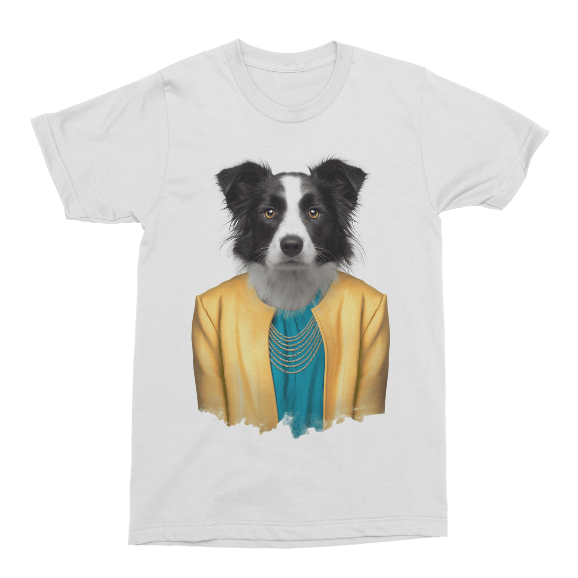 Border Collie Men's T-Shirt