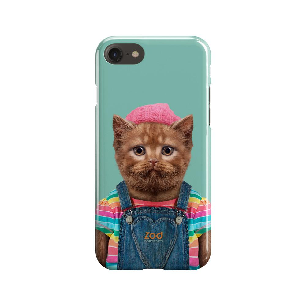 British Shorthair Cat Phone Case - Premium Artwear Curartee