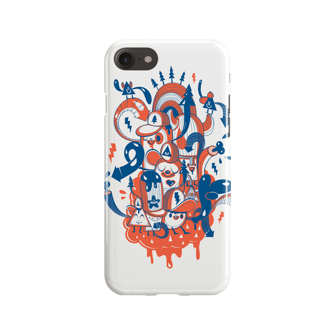 Chomb Amigos Phone Case