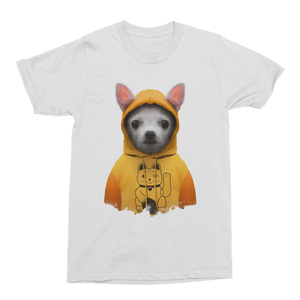 Chihuahua Dog (Puppy) Men's T-Shirt