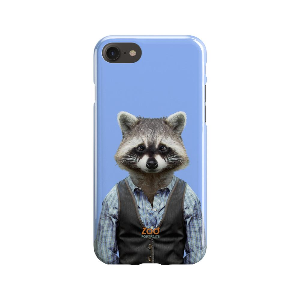 Common Raccoon Phone Case