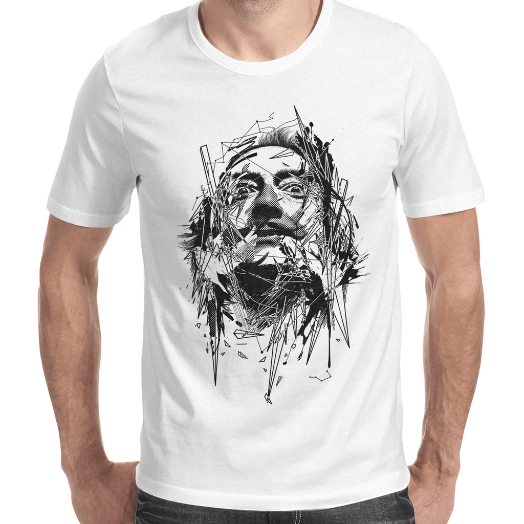 Dali Men's T-Shirt-Curartee