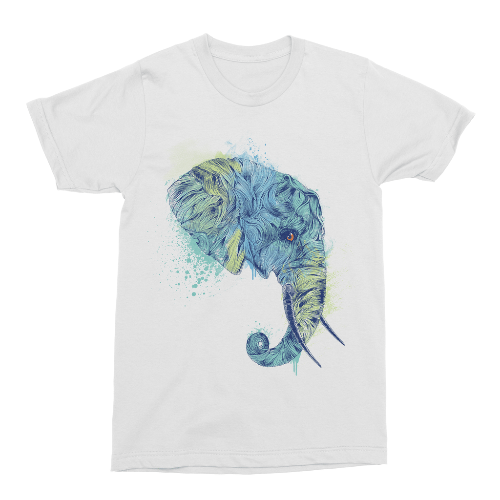 Elephant Men's T-Shirt-Curartee
