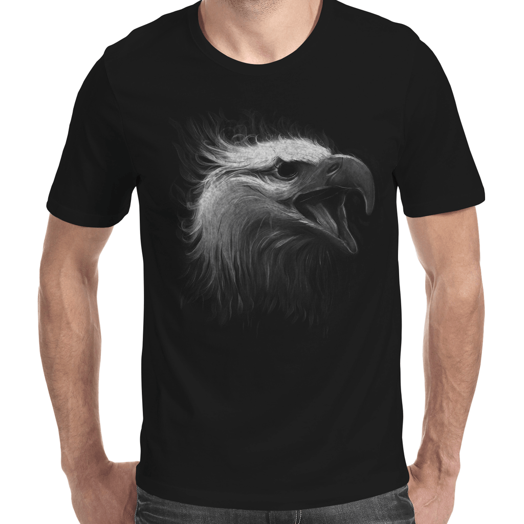 Eagle Eye Men's T-Shirt-Curartee