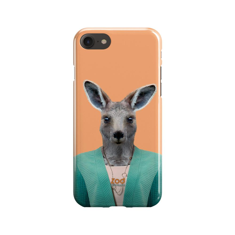 Eastern Grey Kangaroo Phone Case
