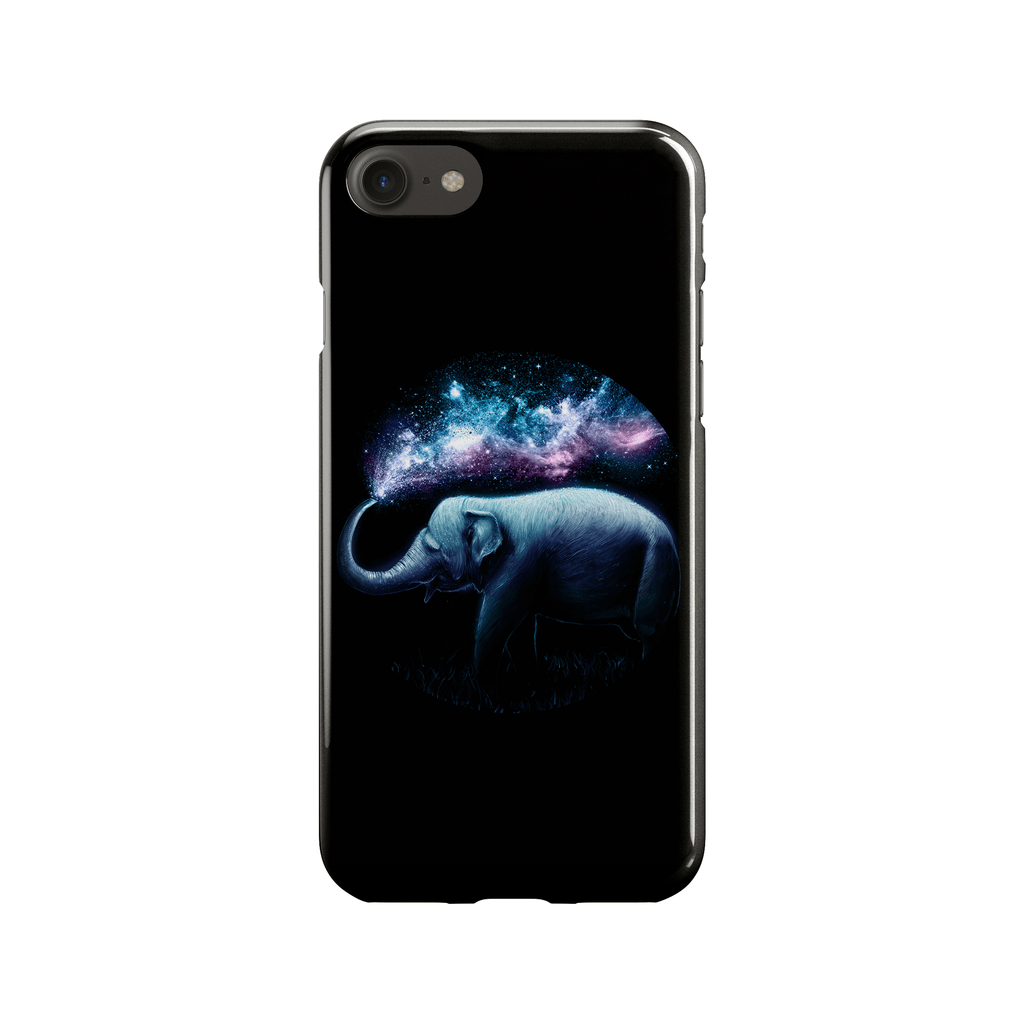 Elephant Splash Phone Case - Premium Artwear Curartee