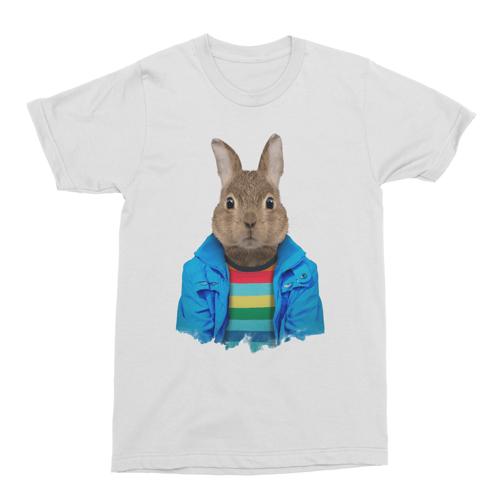 European Rabbit Men's T-Shirt