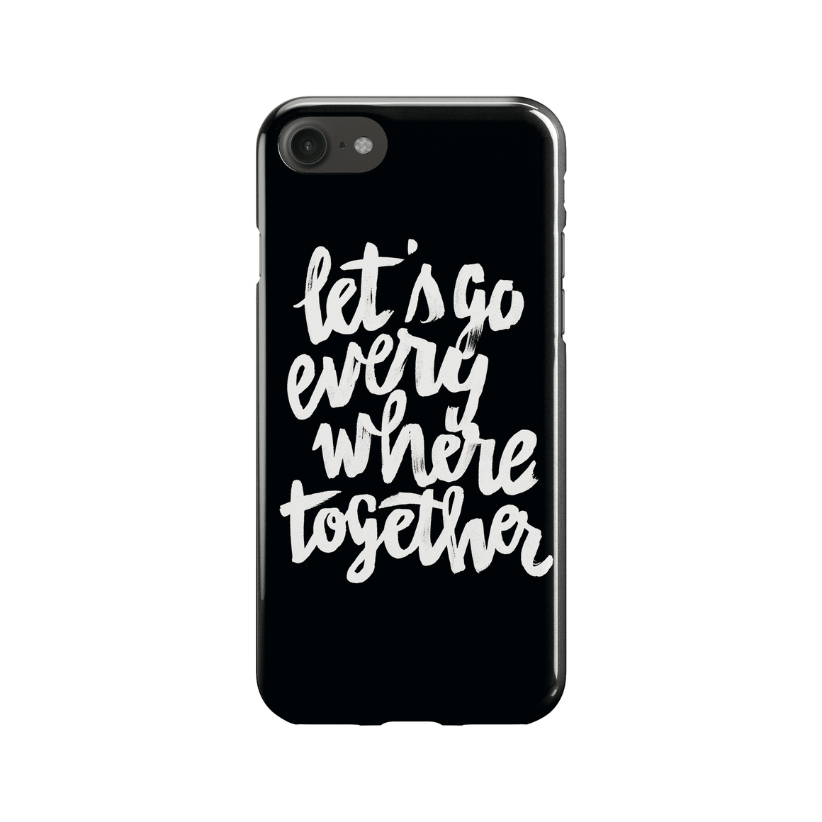 Everywhere iPhone / Galaxy Premium Phone Case