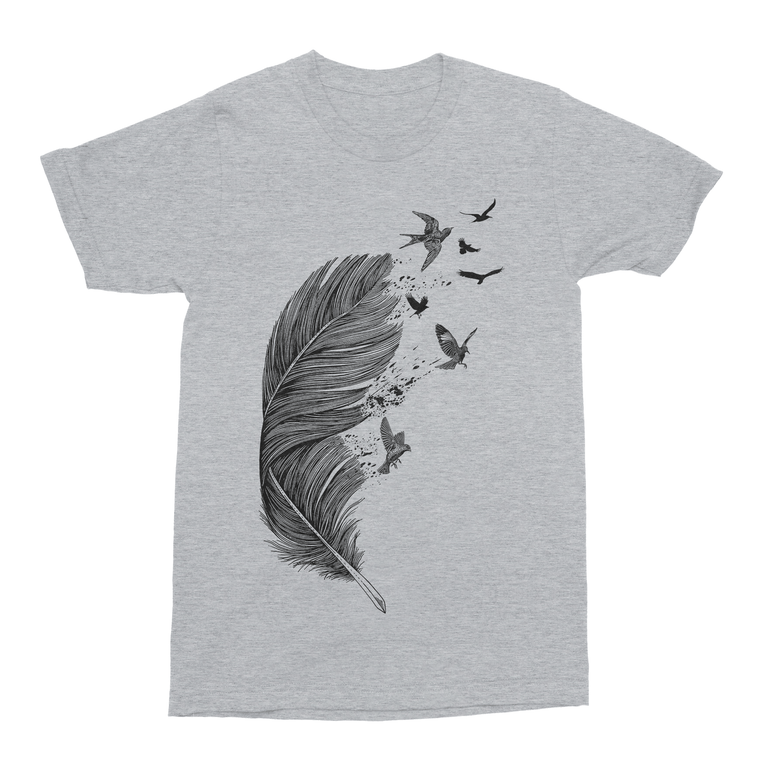 Fly Away Men's T-Shirt-Curartee