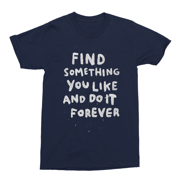 Find Something You Like Premium Organic Men's T-Shirt