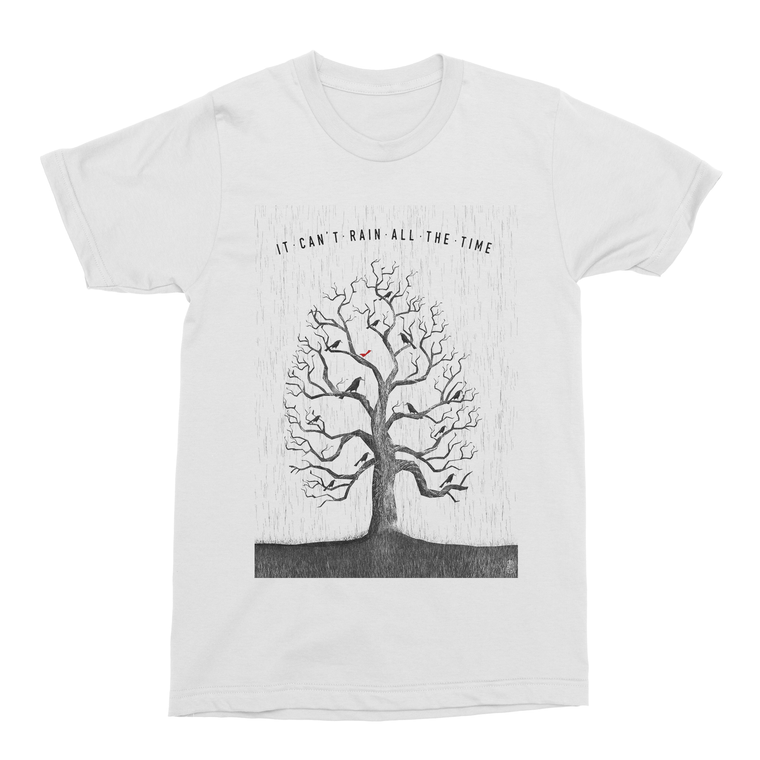 It Can't Rain All the Time Men's T-Shirt-Curartee