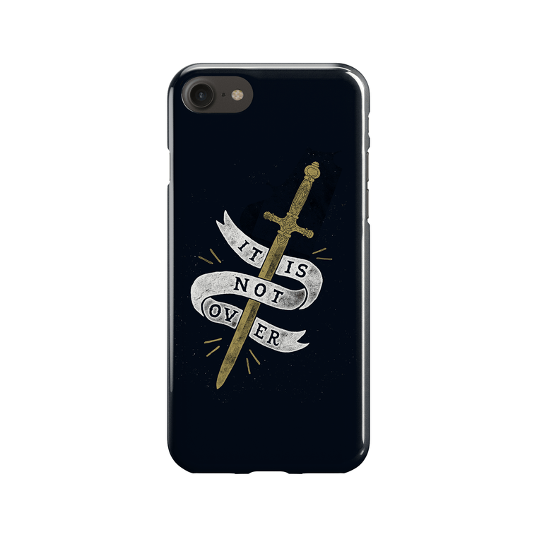 It's Not Over Phone Case