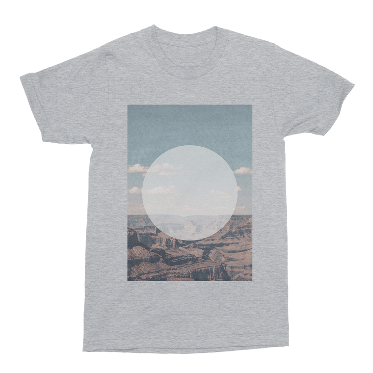 Grand Canyon Men's T-Shirt-Curartee