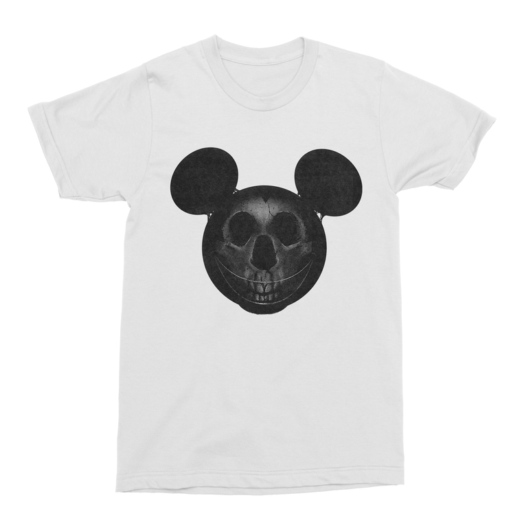 Mickey Men's T-Shirt-Curartee