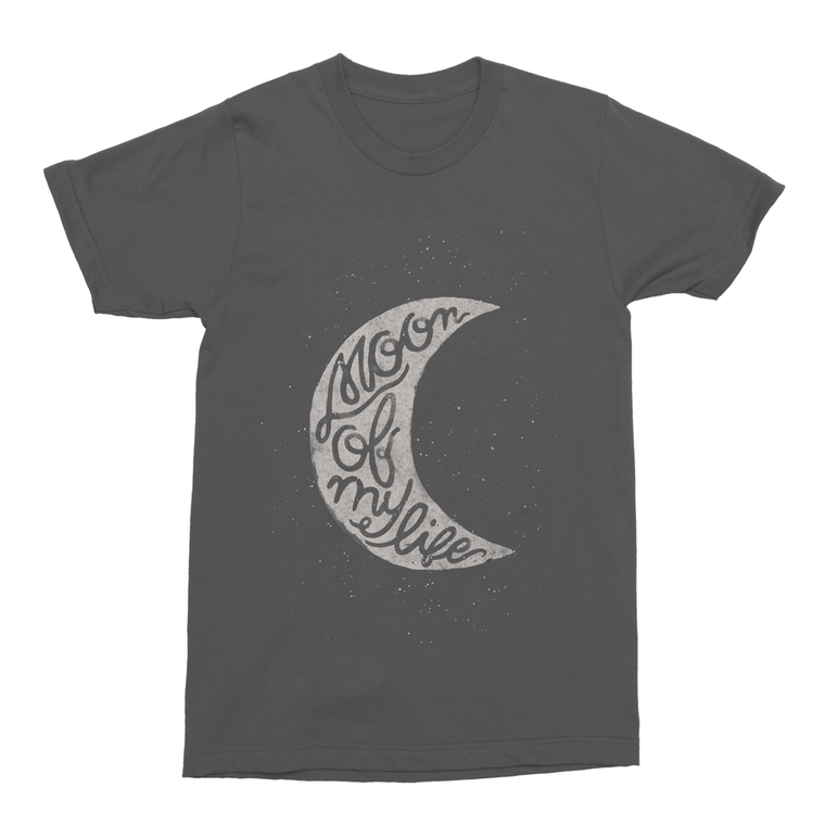 Moon of My Life Men's T-Shirt-Curartee