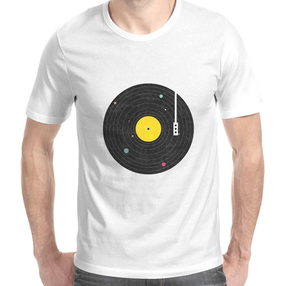 Music Everywhere Men's T-Shirt-Curartee