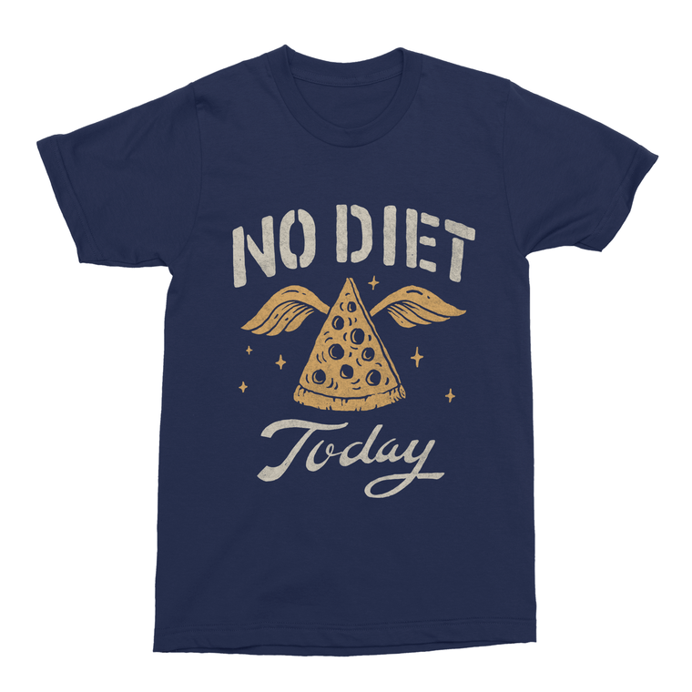 No Diet Today Men's T-Shirt-Curartee