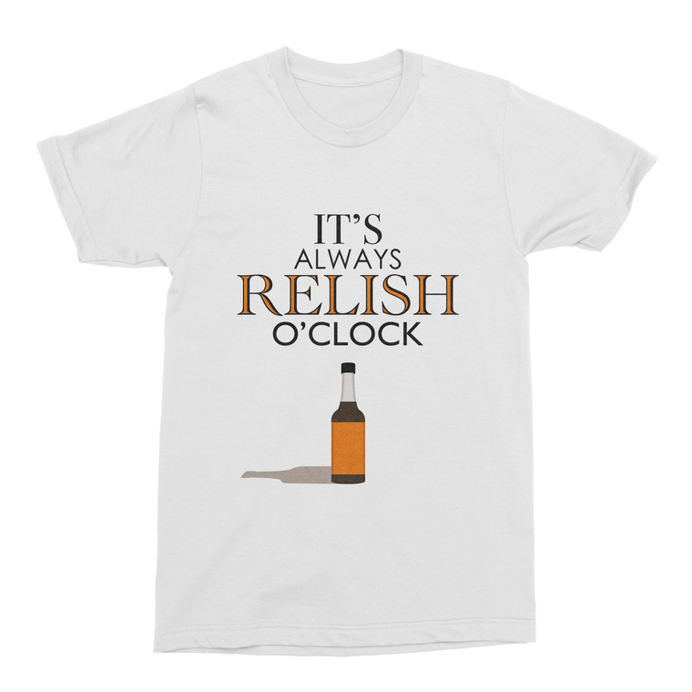 Relish Men's T-Shirt-Curartee