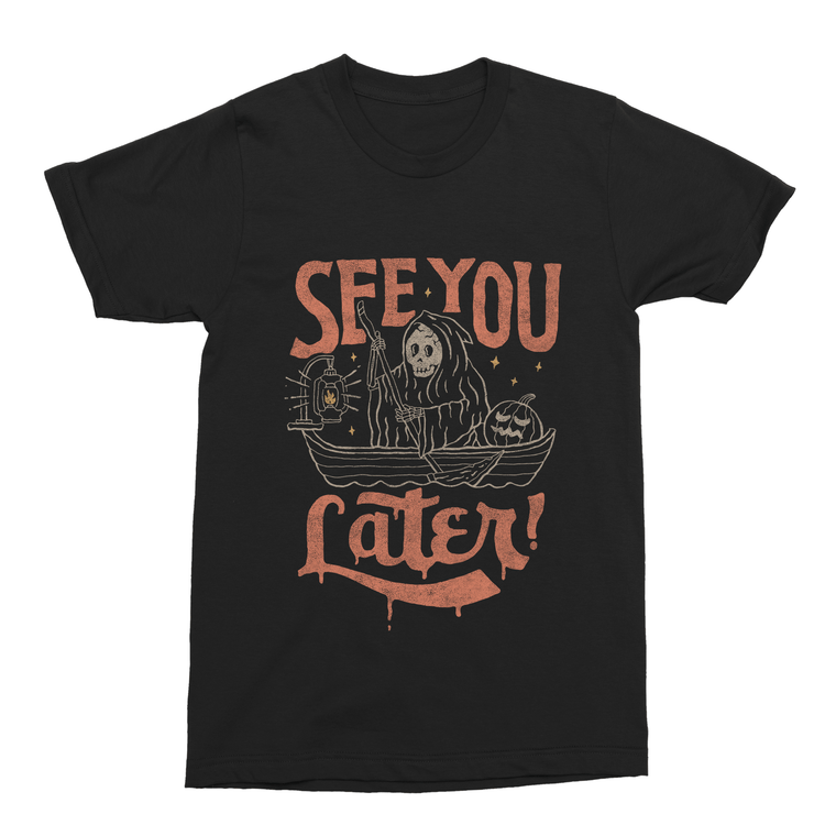 See You Later Men's T-Shirt-Curartee