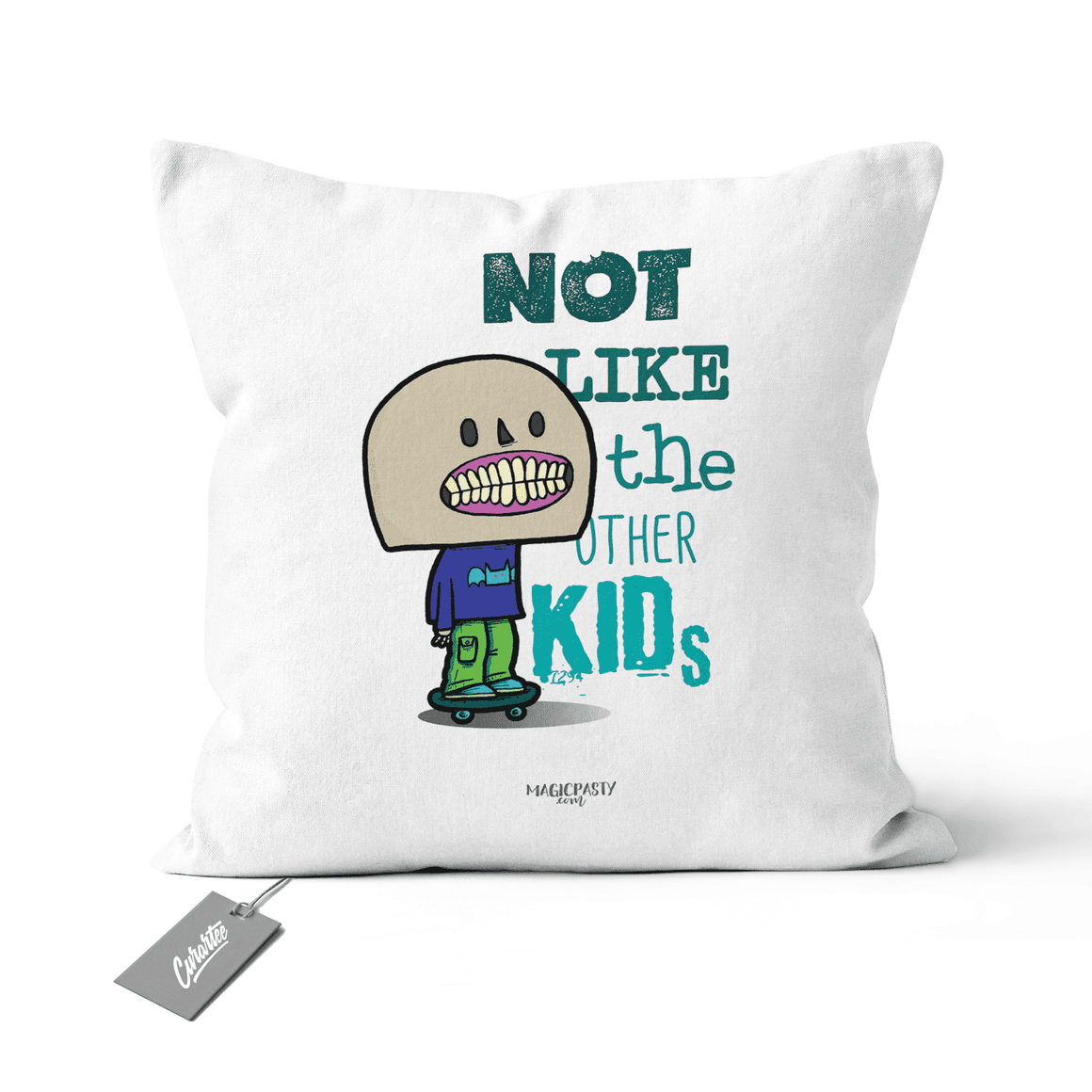 Not Like the Other Kids Cushion