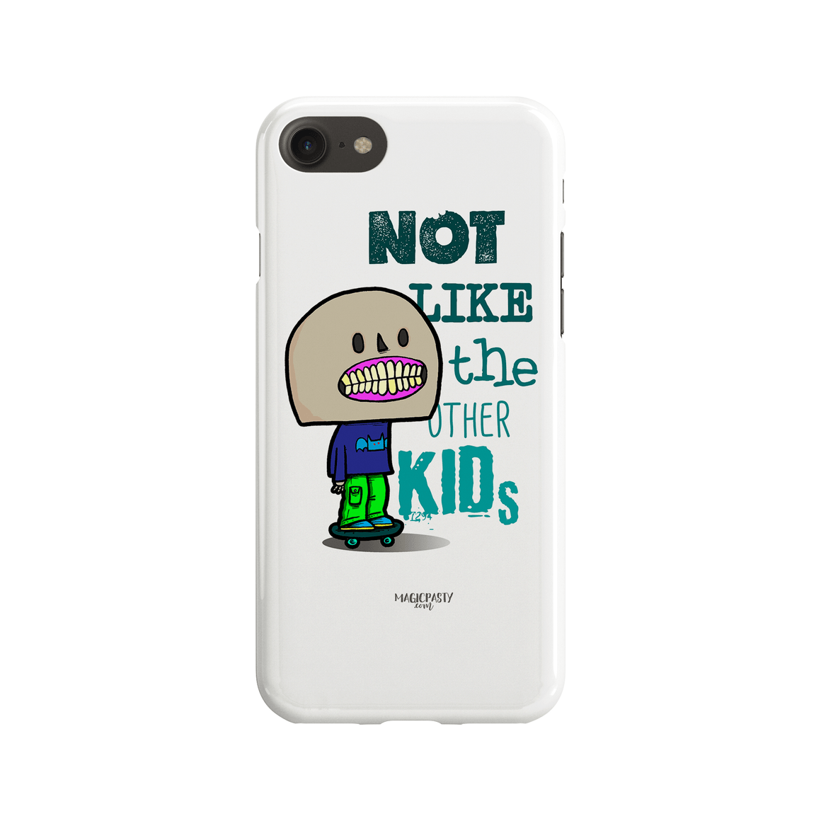 Not Like the Other Kids Phone Case
