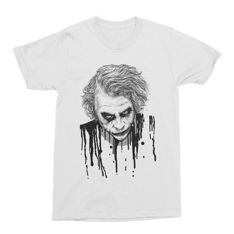 The Joker Men's T-Shirt-Curartee