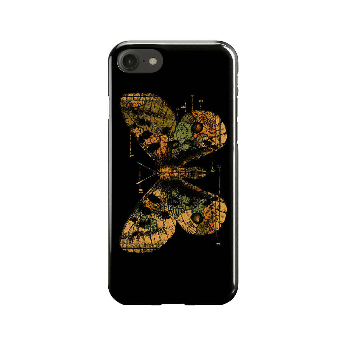 Time Flies Phone Case
