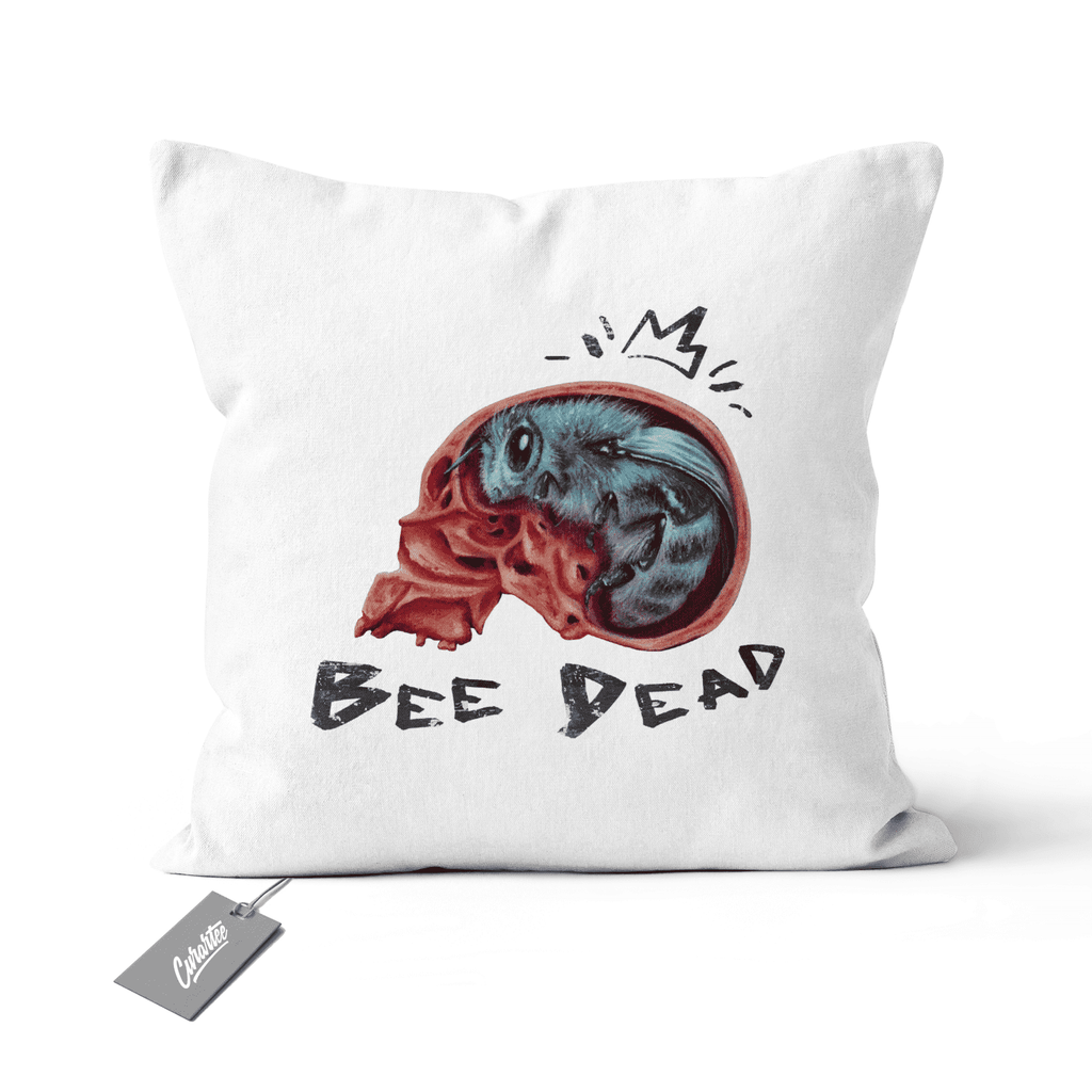 Copy of To Bee Dead XIII Cushion