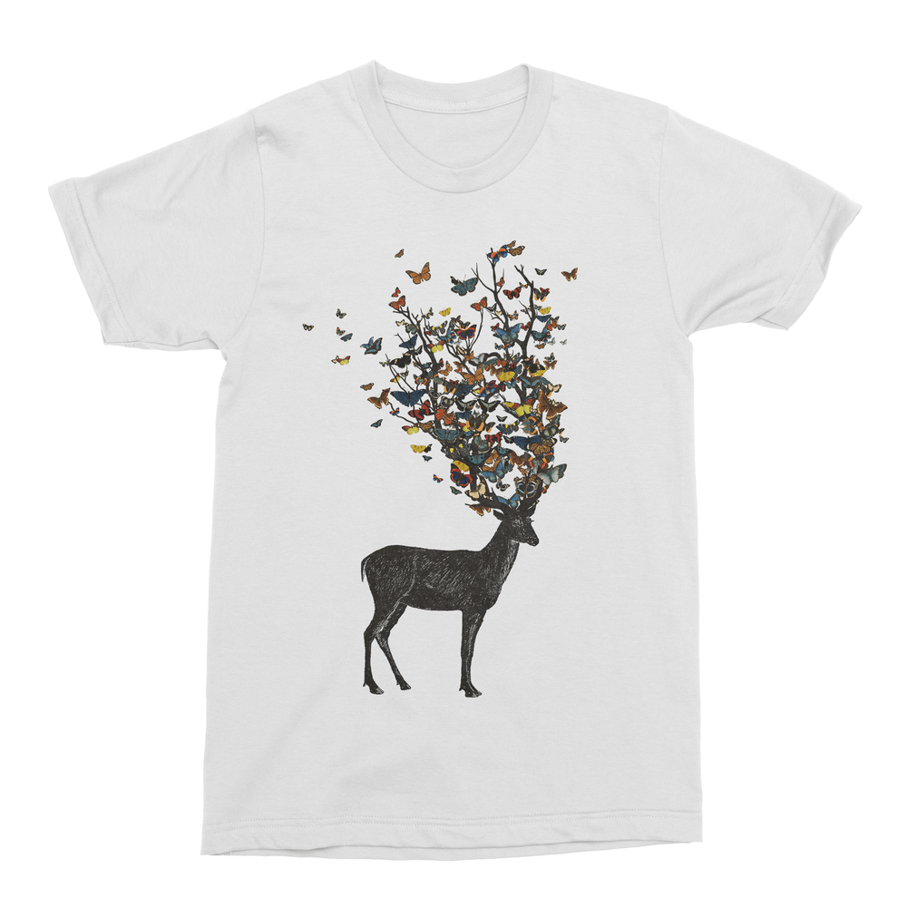 Wild Nature Men's T-Shirt-Curartee