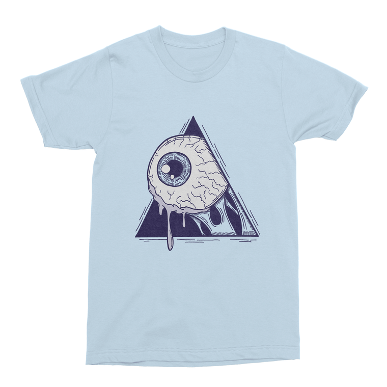 A Clockwork Eye Men's T-Shirt-Curartee
