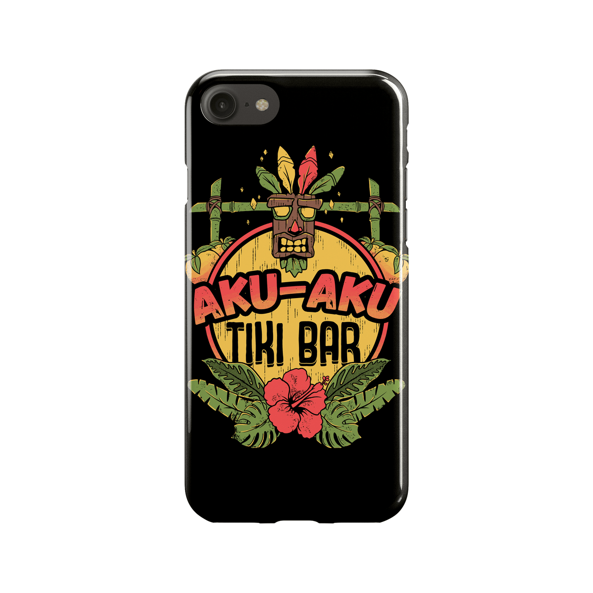 Aku Aku Tiki Bar iPhone / Galaxy Premium Phone Case