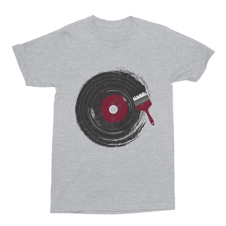 Art of Music Men's T-Shirt - Premium Artwear Curartee