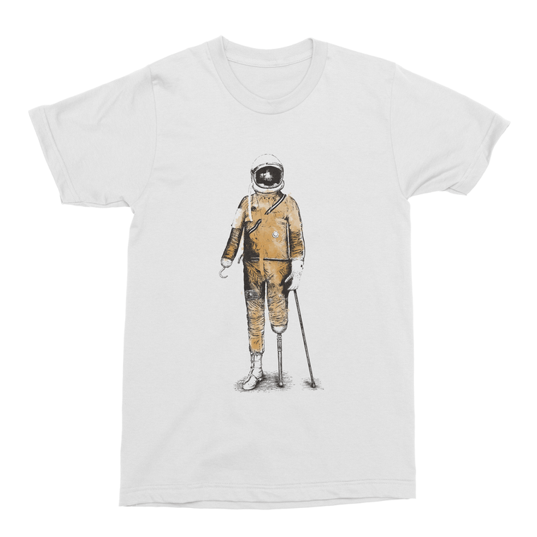 Astropirate Men's T-Shirt-Curartee