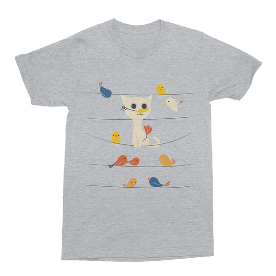 Bird Watching Men's T-Shirt-Curartee