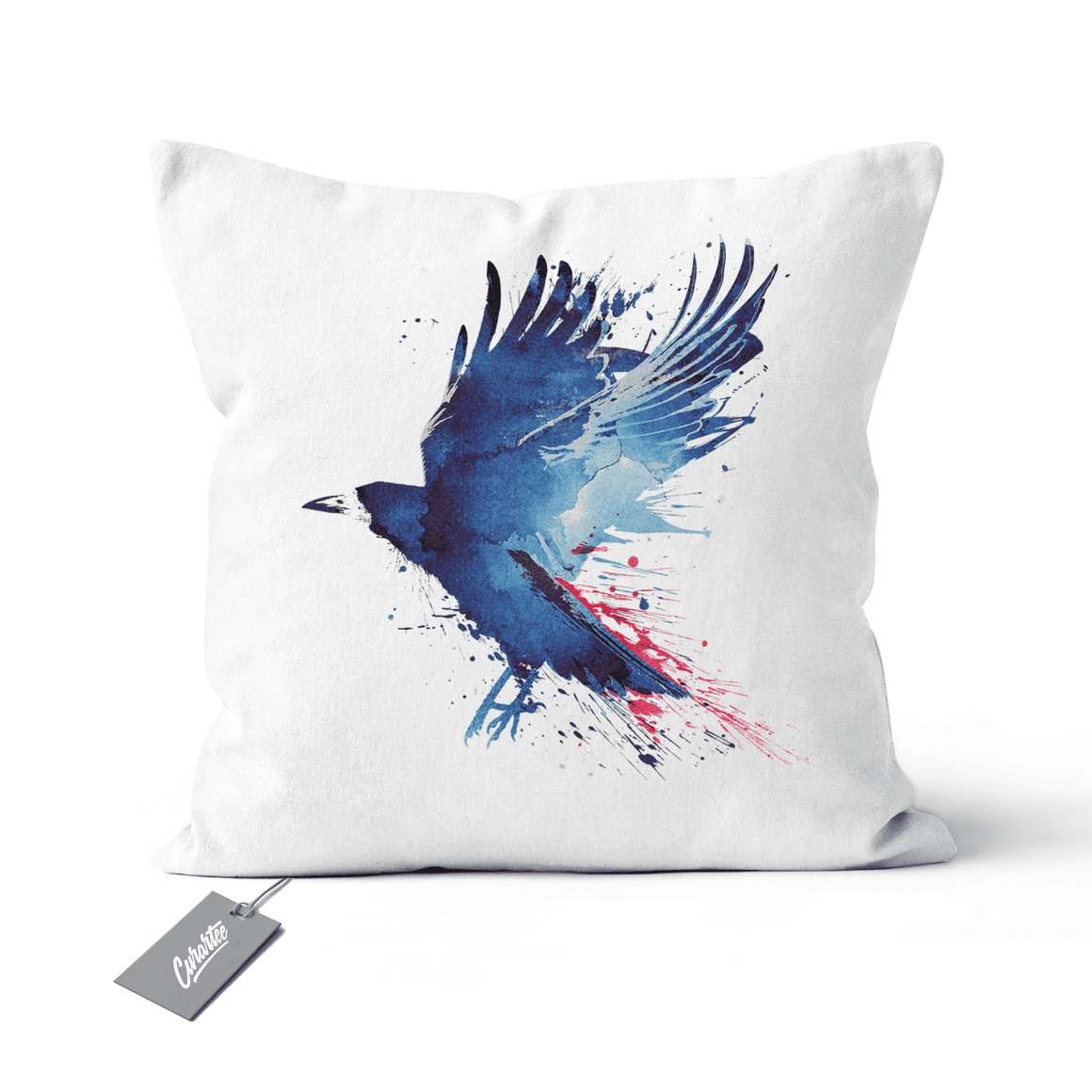 Bloody Crow Cushion