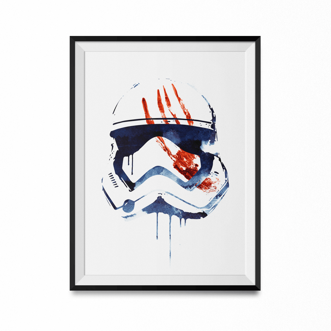 Bloody Memories Art Print-Curartee