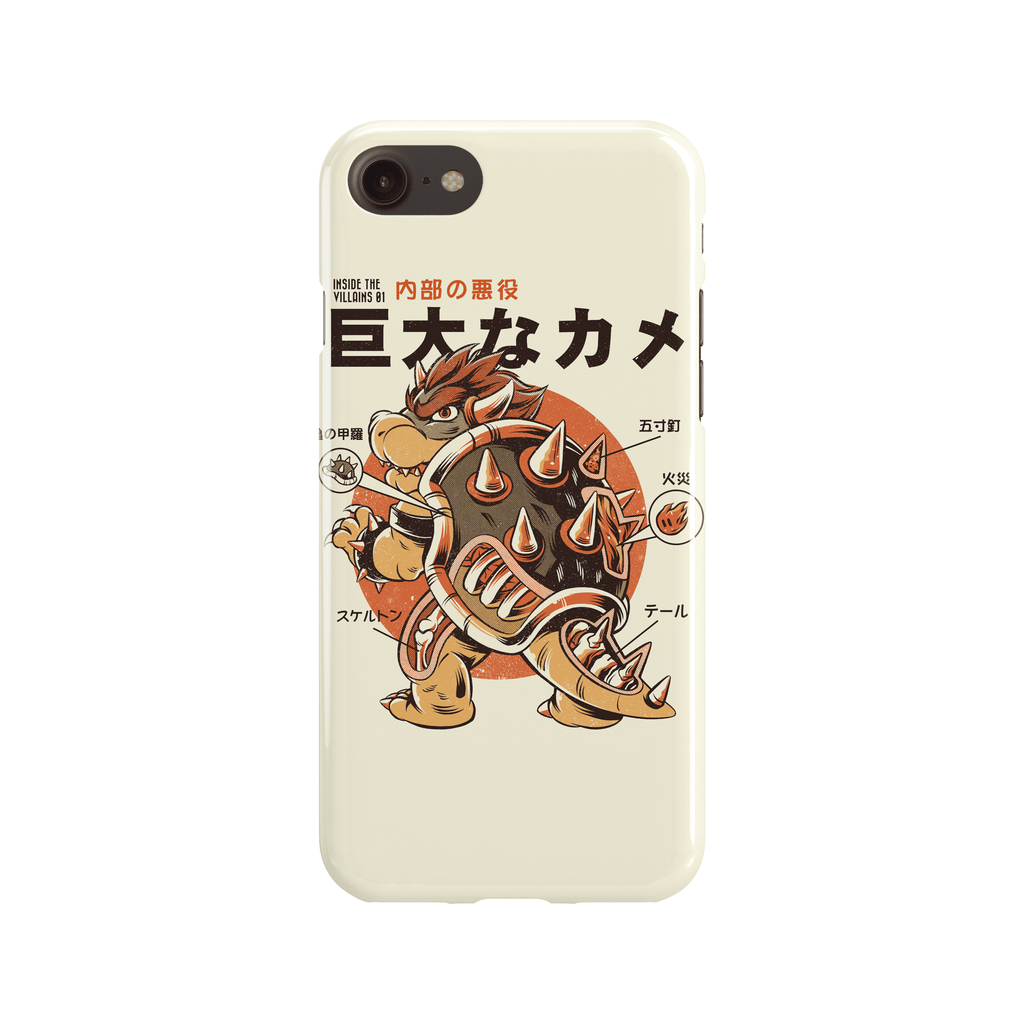 Bowser iPhone / Galaxy Premium Phone Case