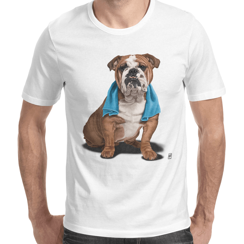 Bull Men's T-Shirt-Curartee